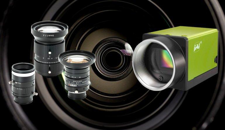 JAI offers pre-qualified lenses