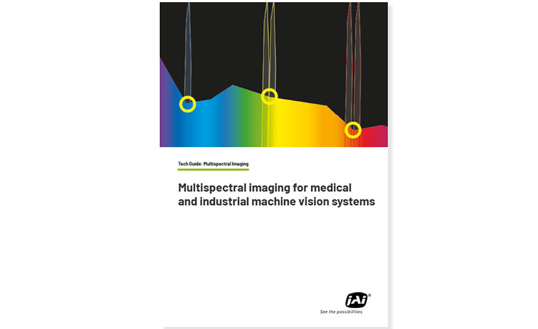JAI Tech Guide on Multispectral imaging