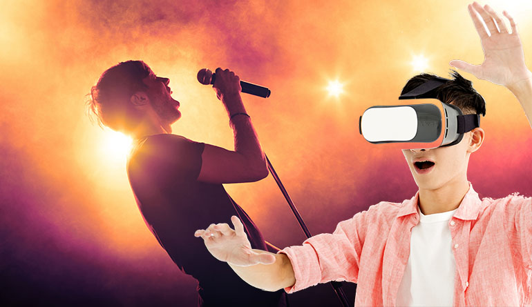 VR-music-concert-industry